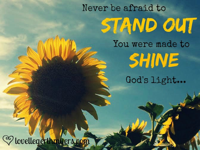 Quotes About Shining Light: Shine Your Light With Pride