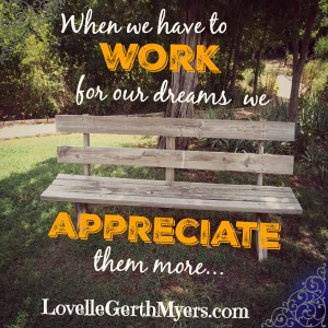Work For Our Dreams